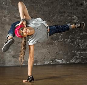 Hip-hop - Студия танцевы Анны Бондаренко